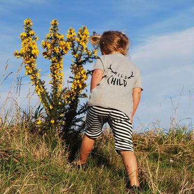KIDULT & CO WILD CHILD UNISEX TEE