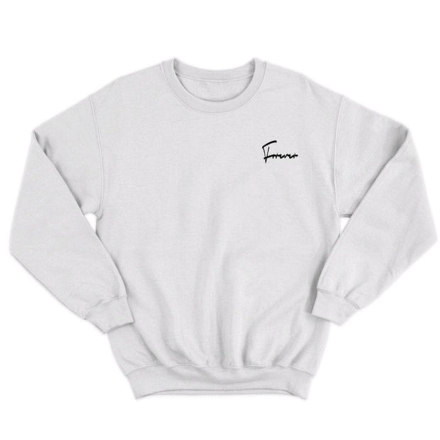 FOREVER SAINT UNISEX SWEATER