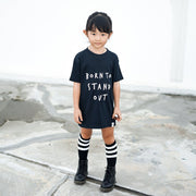 KIDULT & CO BORN TO STAND OUT TEE