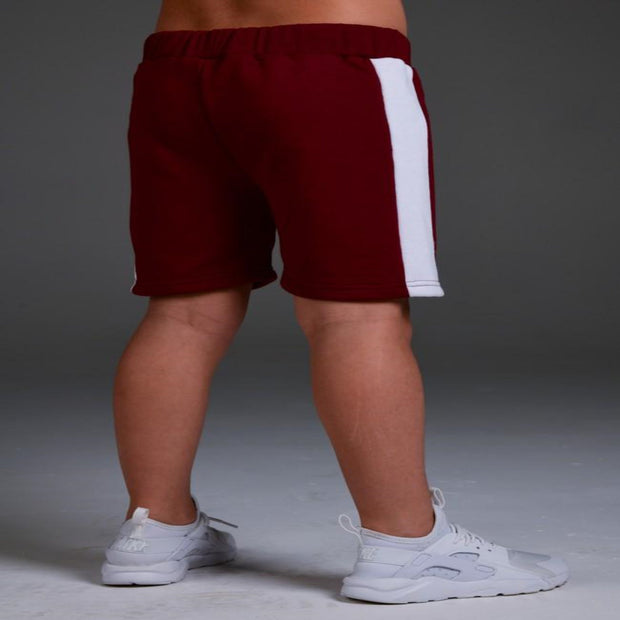 Mayhem - Renz Burgundy Shorts