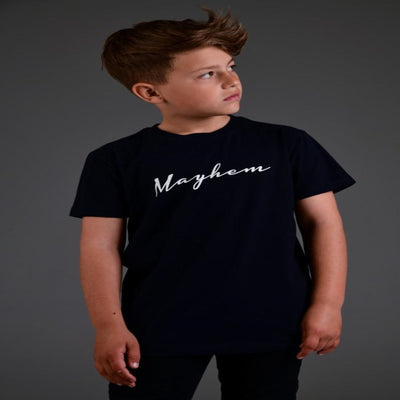 Mayhem - Rocco Signature Tee - Black