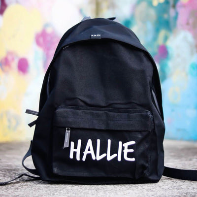 KIDULT & CO PERSONALISED UNISEX BACKPACK