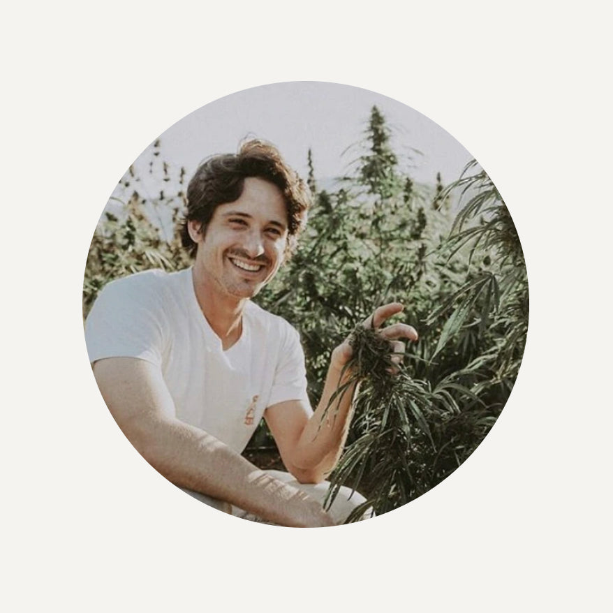 Marc Narrie, Founder of Buddha Beans Coffee
