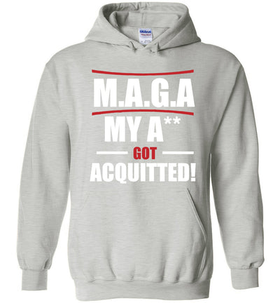 My A** Got Acquitted Hoodie - The Trumptastic Shop