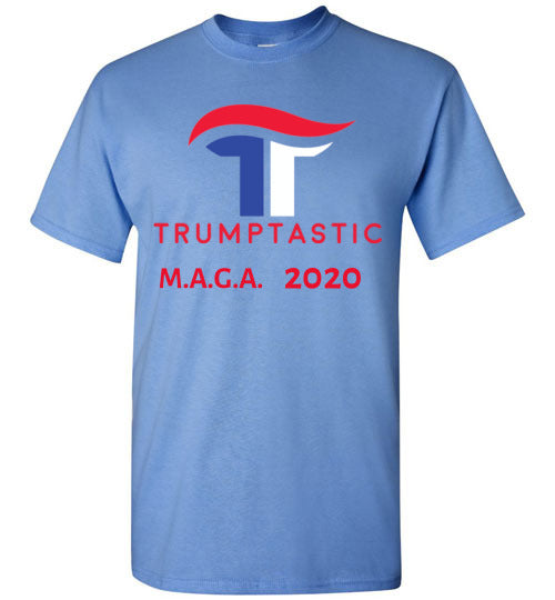 Trumptastic MAGA 2020 Tee - Red, White and Blue - The Trumptastic Shop