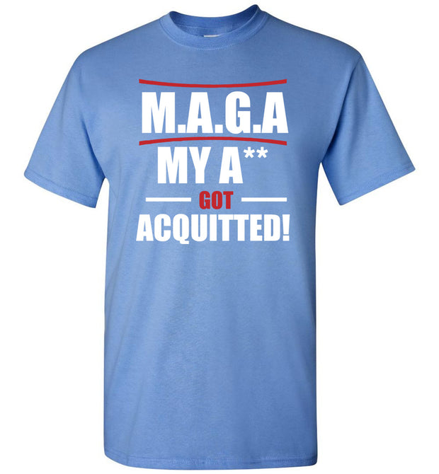 My A** Got Acquitted Tee - The Trumptastic Shop