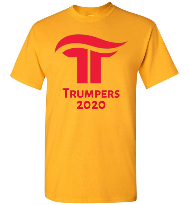 Trumpers 2020 Tee - Republican Red - The Trumptastic Shop