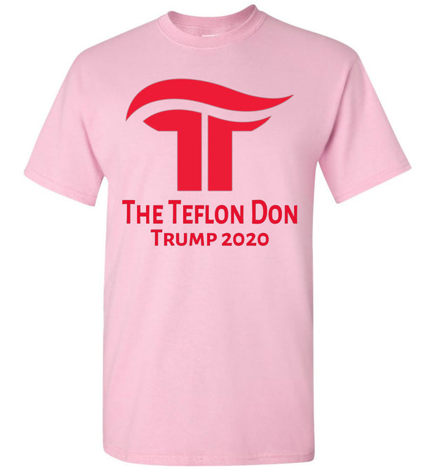 The Teflon Don 2020 Tee - Republican Red - The Trumptastic Shop