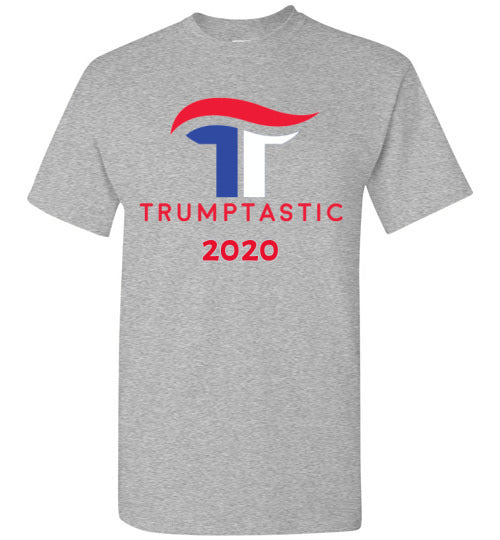 Trumptastic 2020 Tee - Red, White and Blue - The Trumptastic Shop