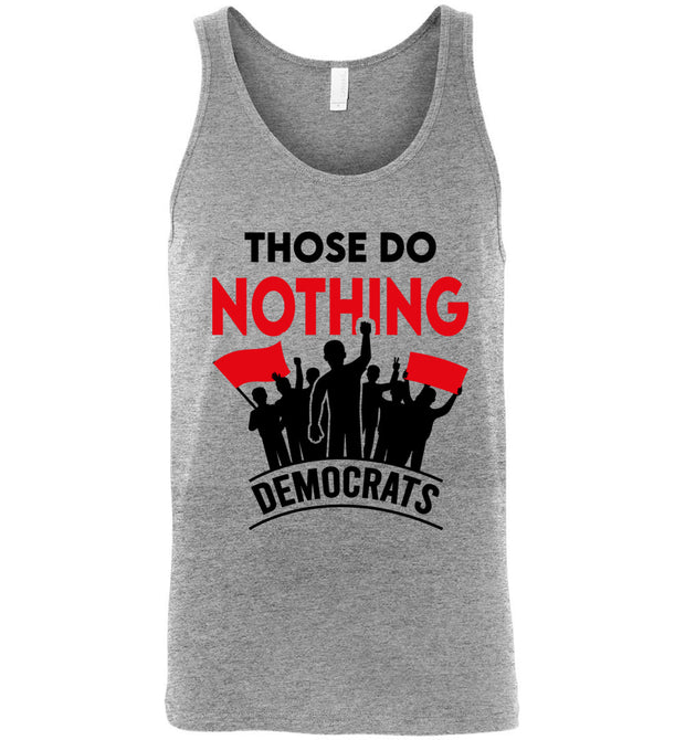 Those Do Nothing Democrats Tank - The Trumptastic Shop