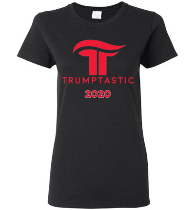 Women's Trumptastic 2020 Tee - Republican Red Logo - The Trumptastic Shop