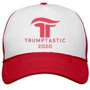 Trumptastic 2020 Trucker Hat - Republican Red - The Trumptastic Shop