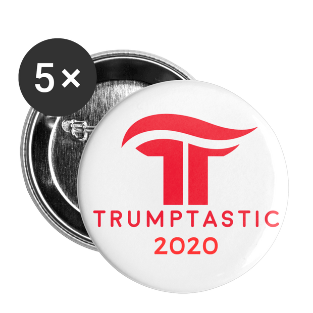 Trumptastic 2020 Campaign Buttons - Large - The Trumptastic Shop