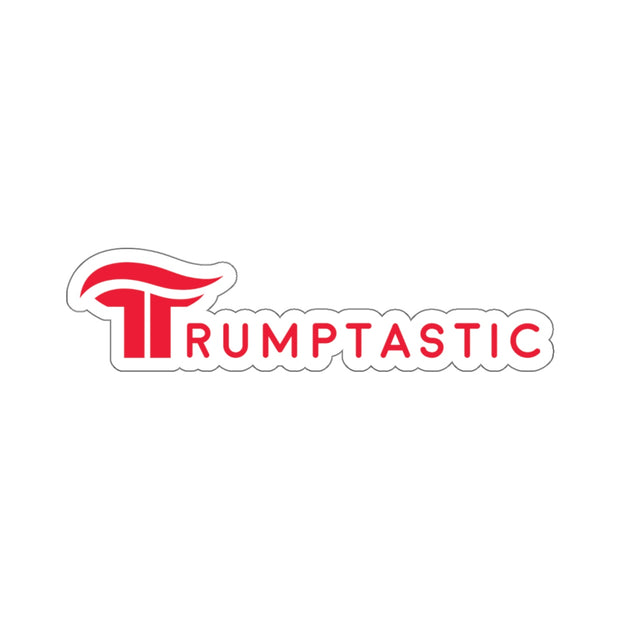 Trumptastic Kiss-Cut Stickers - The Trumptastic Shop