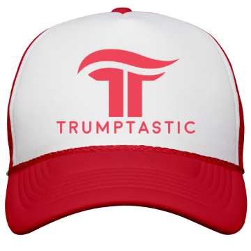 The Trumptastic Trucker Hat - Republican Red - The Trumptastic Shop
