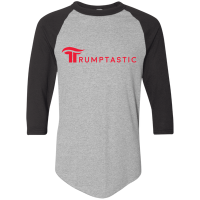 Trumptastic Baseball Tee - Republican Red - The Trumptastic Shop