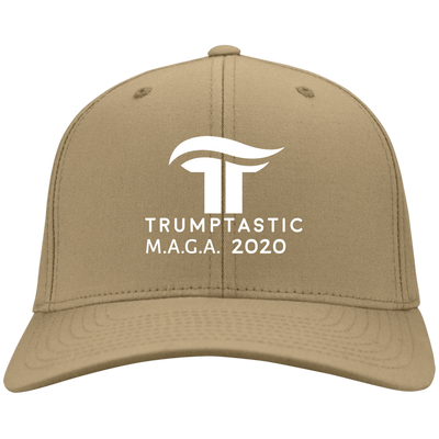 Trumptastic MAGA 2020 Embroidered Baseball Cap - White Logo - The Trumptastic Shop