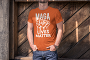 MAGA Lives Matter Tee - The Trumptastic Shop