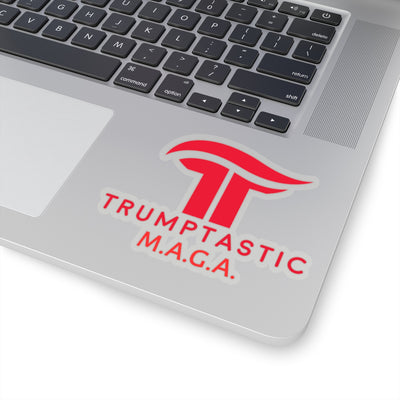 Trumptastic MAGA Kiss-Cut Stickers - The Trumptastic Shop