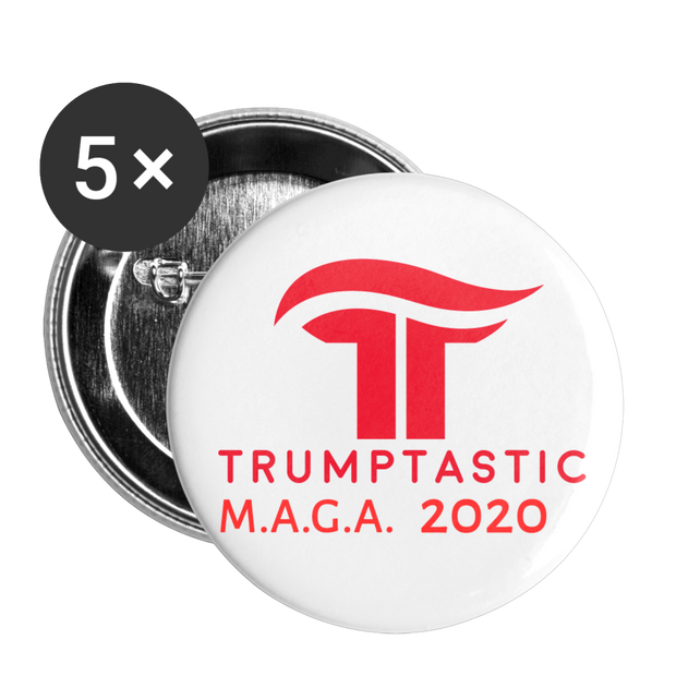 Trumptastic MAGA 2020 Campaign Buttons - Large - The Trumptastic Shop