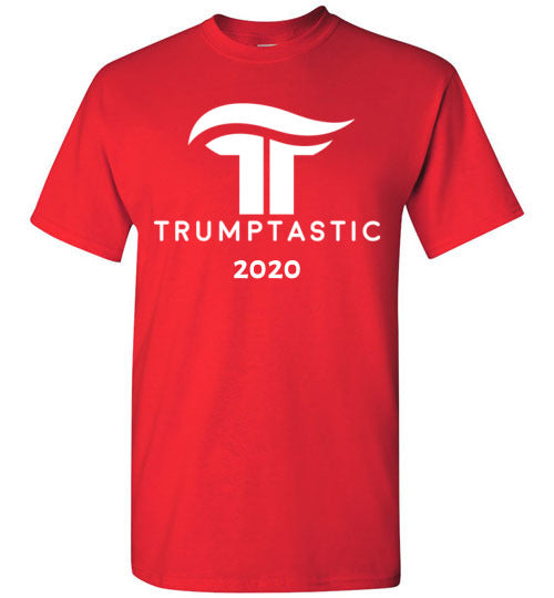 Trumptastic 2020 Tee - White Logo - The Trumptastic Shop