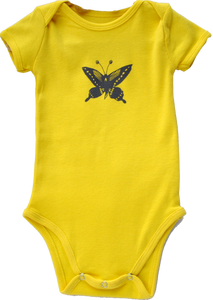 Lily Butterfly Onesie