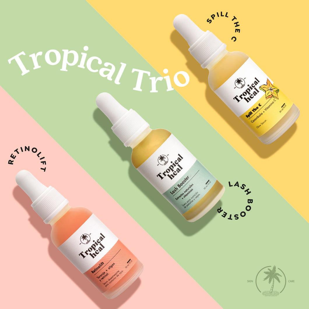 Tropical Trio | Complete Collection