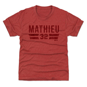 Tyrann Mathieu Kids T-Shirt | 500 LEVEL