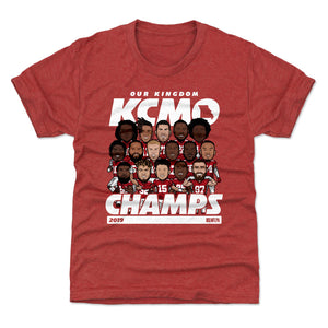 Kansas City Kids T-Shirt | 500 LEVEL