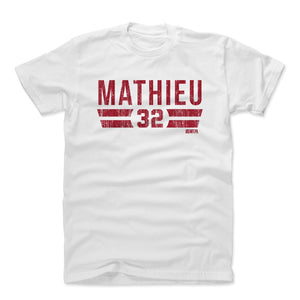 Tyrann Mathieu Men's Cotton T-Shirt | 500 LEVEL