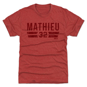 Tyrann Mathieu Men's Premium T-Shirt | 500 LEVEL
