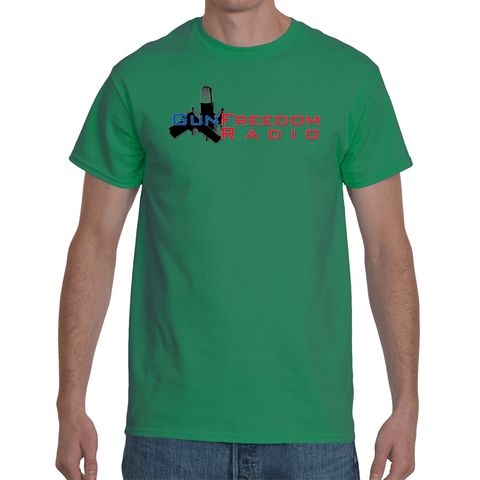 Gun Freedom Radio T-Shirt - Self Defense T-shirts & Accessories