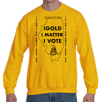 IGOLD Long Sleeve Fleece Sweatshirt