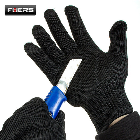 Industrial Cut Resistant Gloves - Self Defense T-shirts & Accessories