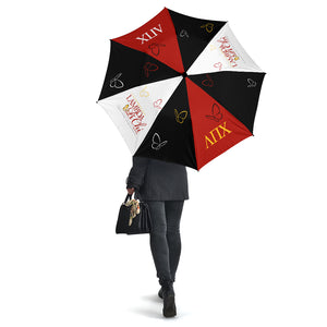 Lambda Pi Chi Umbrella