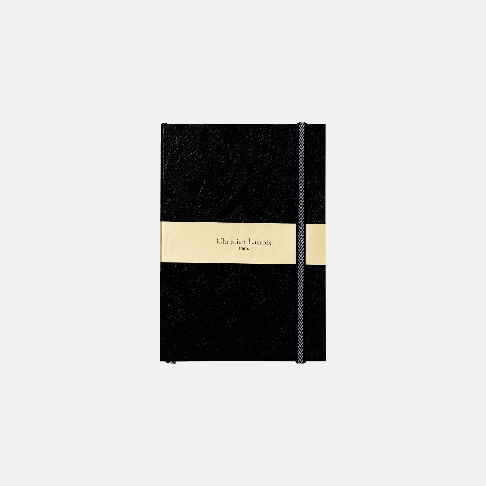 Paseo Embossed Notebook