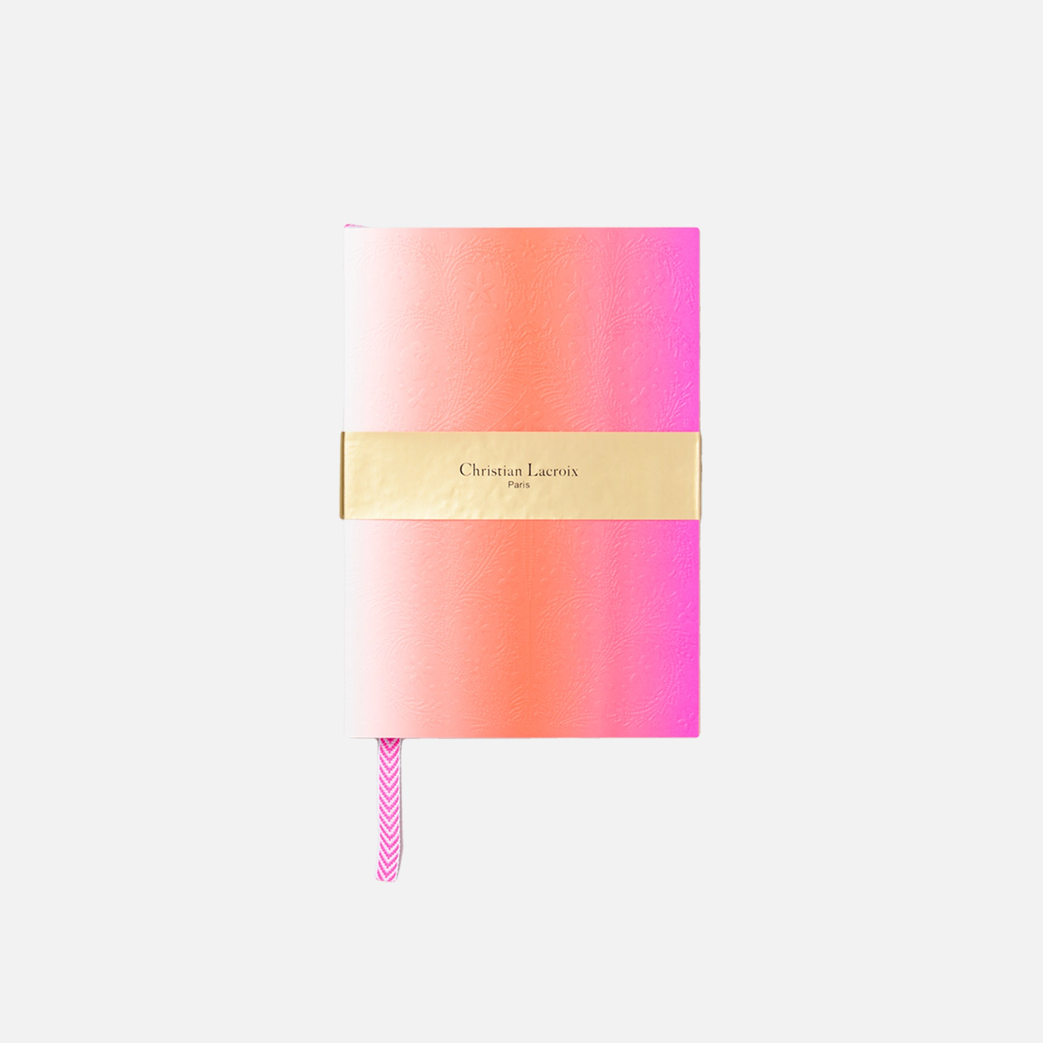 Pink Ombre Notebook