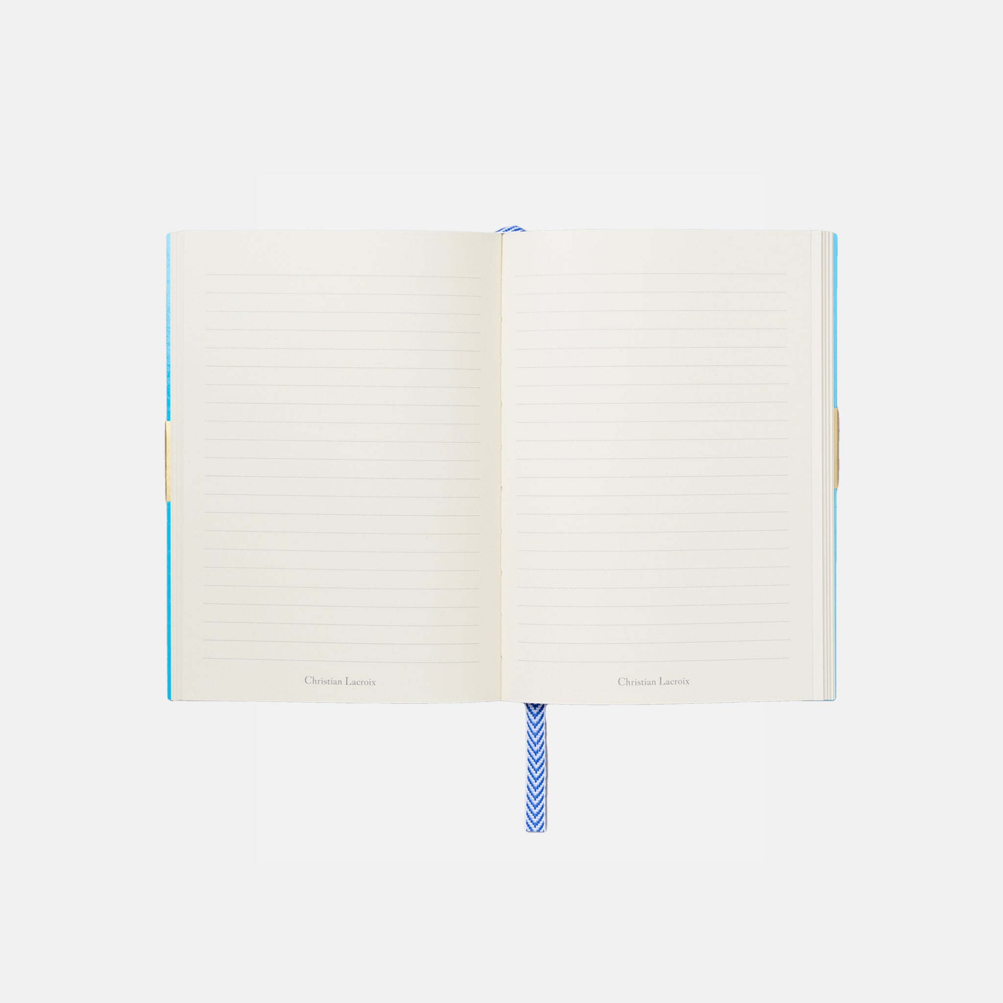 Blue Ombre Notebook
