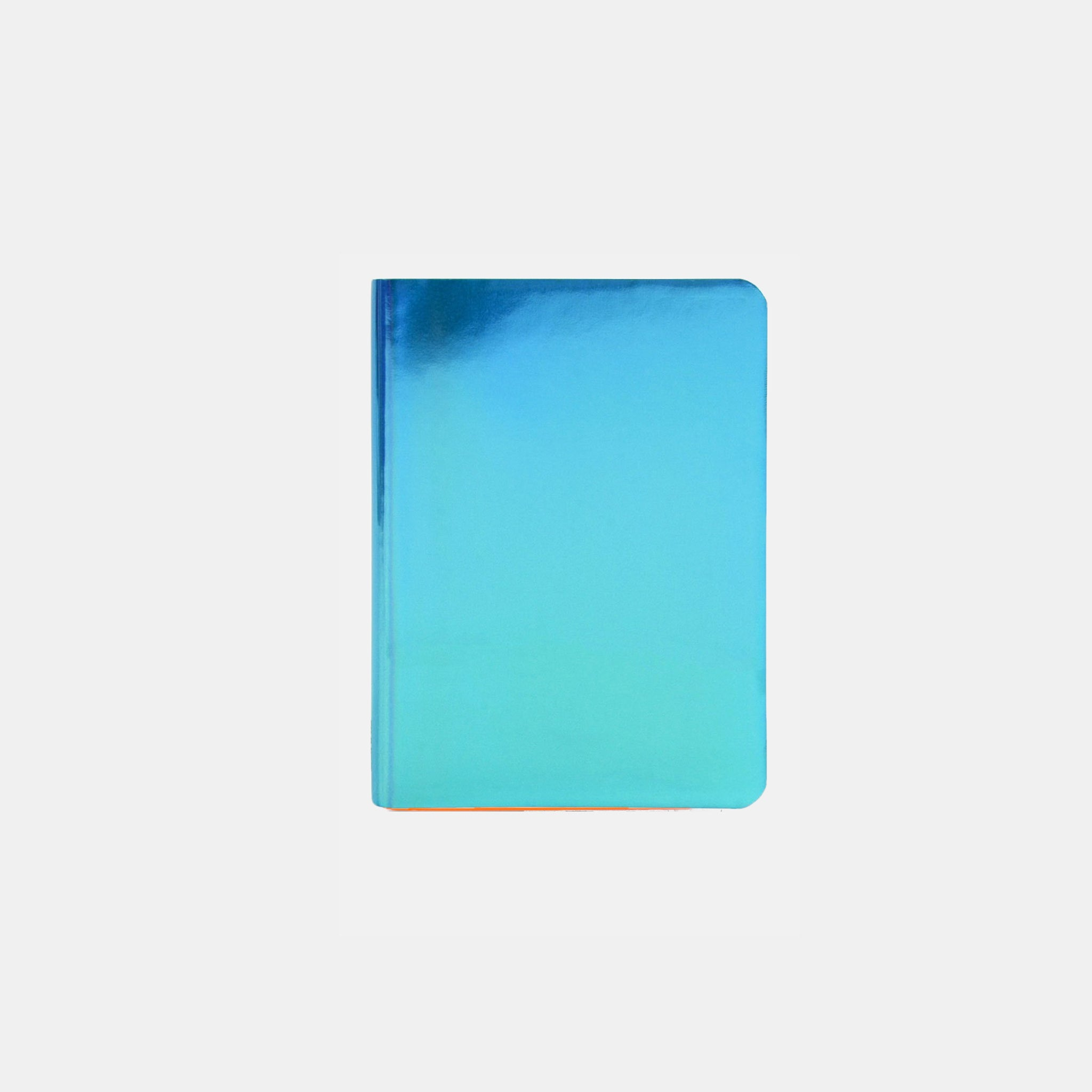 Pearl Blue Pocket Notebook