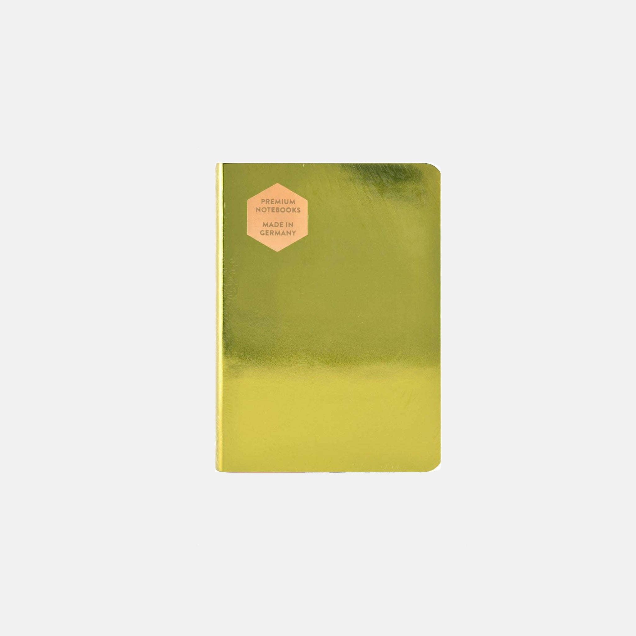 Golden Pocket Notebook