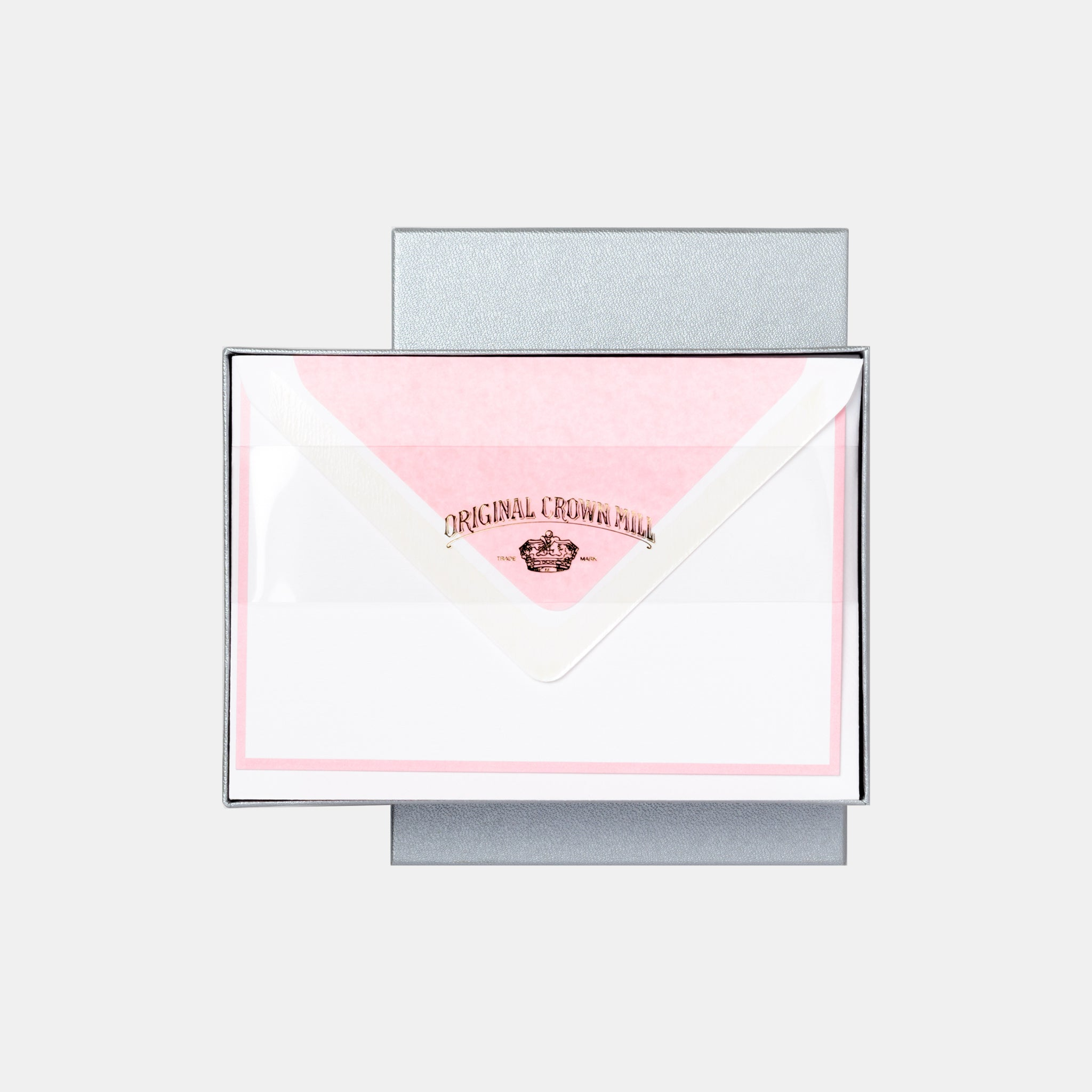 Pink Letter Writing Set