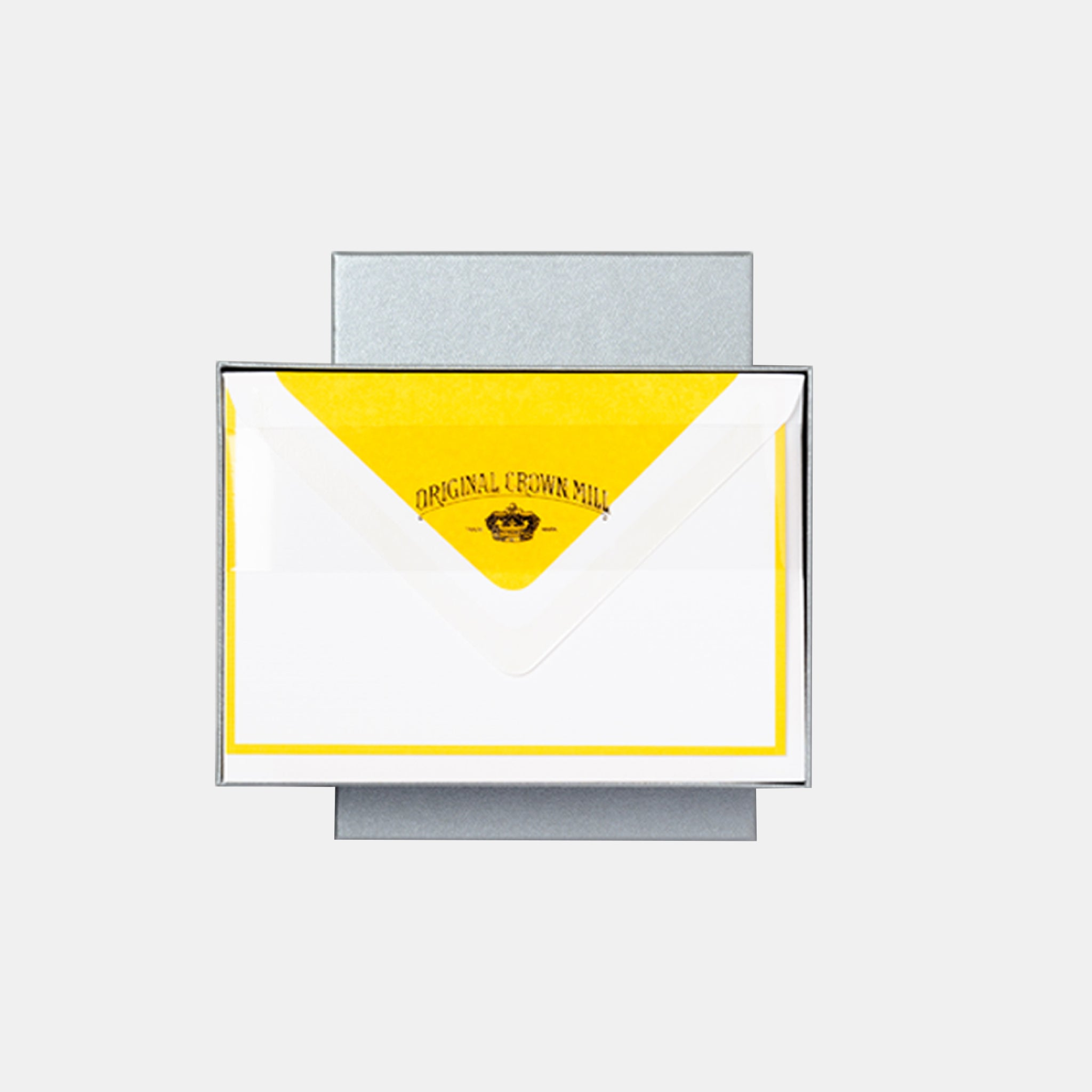 Yellow Letter Writing Set