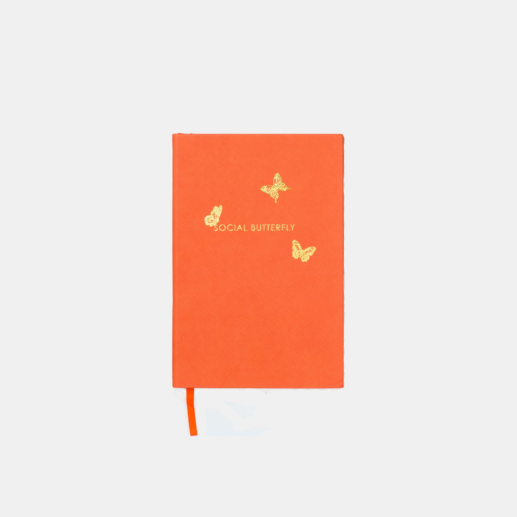 Social Butterfly Notebook