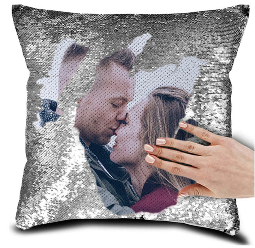 Customizable Chameleon Pillow™ - Surprise Your Loved Ones!