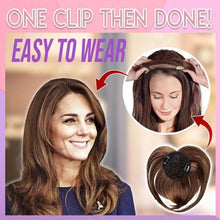 Laden Sie das Bild in den Galerie-Viewer, Magic Hair Topper Clip