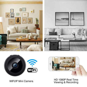 1080P HD Hot Link Remote Surveillance Camera Recorder
