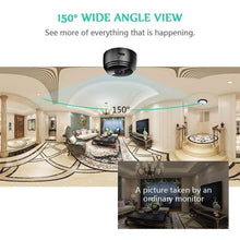 Laden Sie das Bild in den Galerie-Viewer, 1080P HD Hot Link Remote Surveillance Camera Recorder