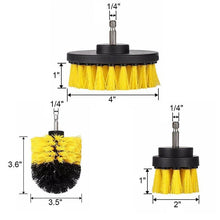 Laden Sie das Bild in den Galerie-Viewer, ULTIMATE POWER SCRUBBER DRILL BRUSH SET