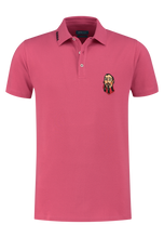 Load image into Gallery viewer, Fuchsia cotton polo District Indigo - 7.11.401.400