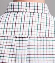 Load image into Gallery viewer, Green checkered cotton shirt Gant - 3005470